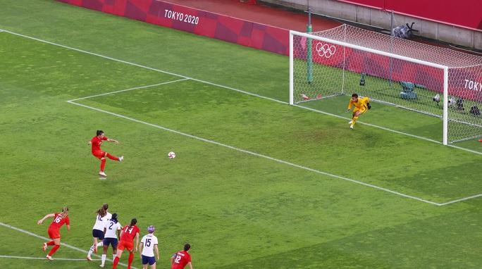 Nhà vô địch World Cup thất bại ở bán kết Olympic Tokyo 2020 - Ảnh 7.