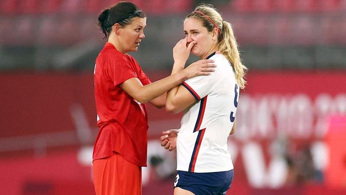 Nhà vô địch World Cup thất bại ở bán kết Olympic Tokyo 2020 - Ảnh 8.