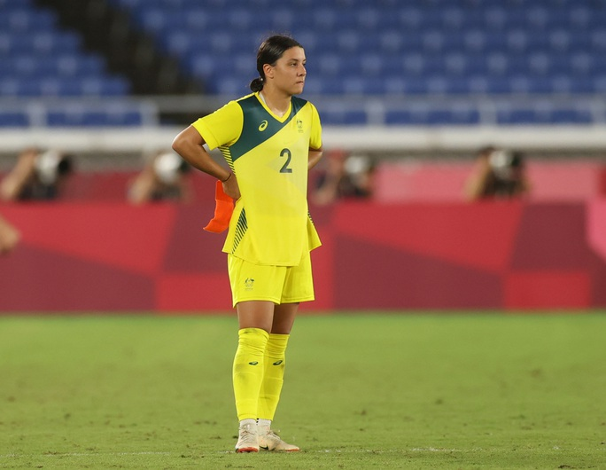 Thua Thụy Điển, tuyển nữ Úc mất vé dự chung kết Olympic 2020 - Ảnh 3.