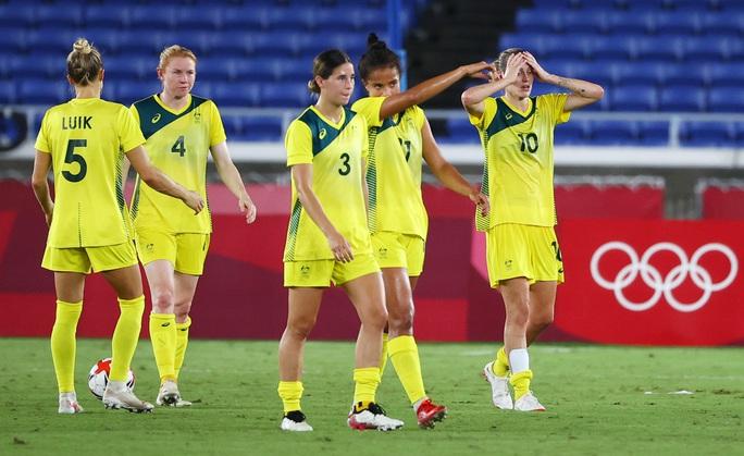 Thua Thụy Điển, tuyển nữ Úc mất vé dự chung kết Olympic 2020 - Ảnh 4.