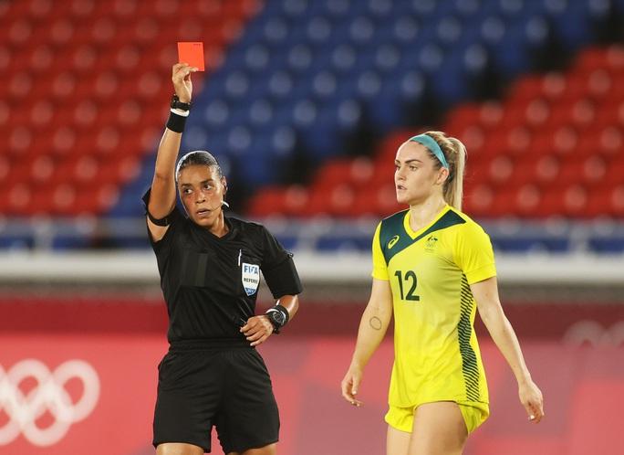 Thua Thụy Điển, tuyển nữ Úc mất vé dự chung kết Olympic 2020 - Ảnh 5.