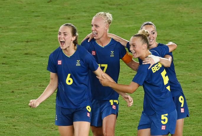 Thua Thụy Điển, tuyển nữ Úc mất vé dự chung kết Olympic 2020 - Ảnh 6.