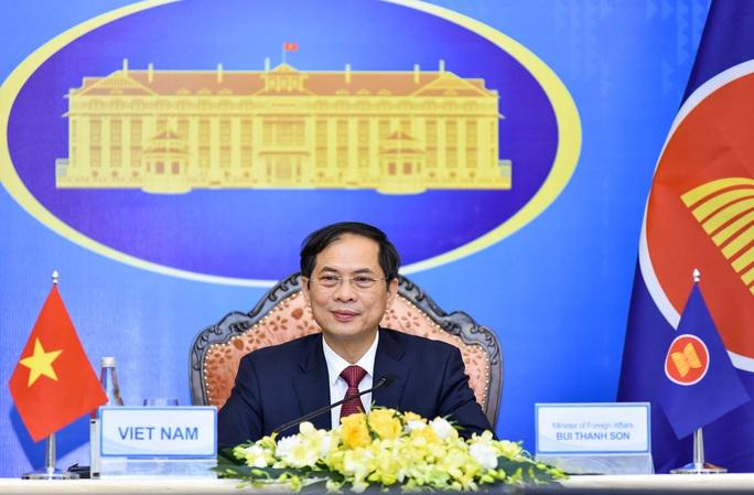 Việt Nam đề nghị ASEAN hợp tác mua sắm, chuyển giao công nghệ sản xuất vắc-xin Covid-19 - Ảnh 2.