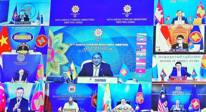 Việt Nam đề nghị ASEAN hợp tác mua sắm, chuyển giao công nghệ sản xuất vắc-xin Covid-19 - Ảnh 1.
