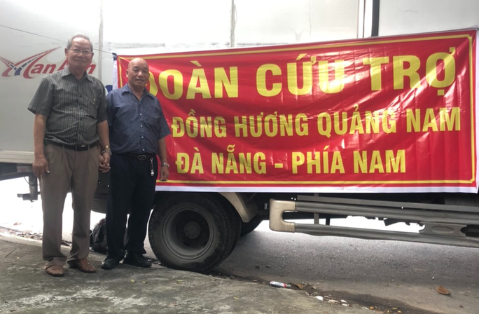 Người thuê 2 máy bay đưa đồng hương về Quảng Nam: Sẽ giúp người nghèo tới khi ôm nải chuối! - Ảnh 4.