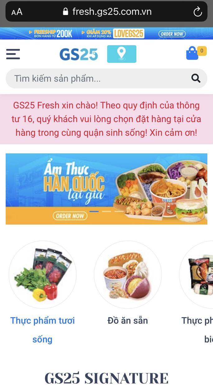 TP HCM bổ sung thêm 87 cửa hàng bán thực phẩm tươi sống - Ảnh 1.