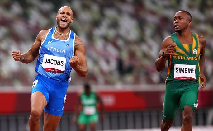 Chuyện chưa kể về người chạy nhanh nhất hành tinh - Ảnh 7.