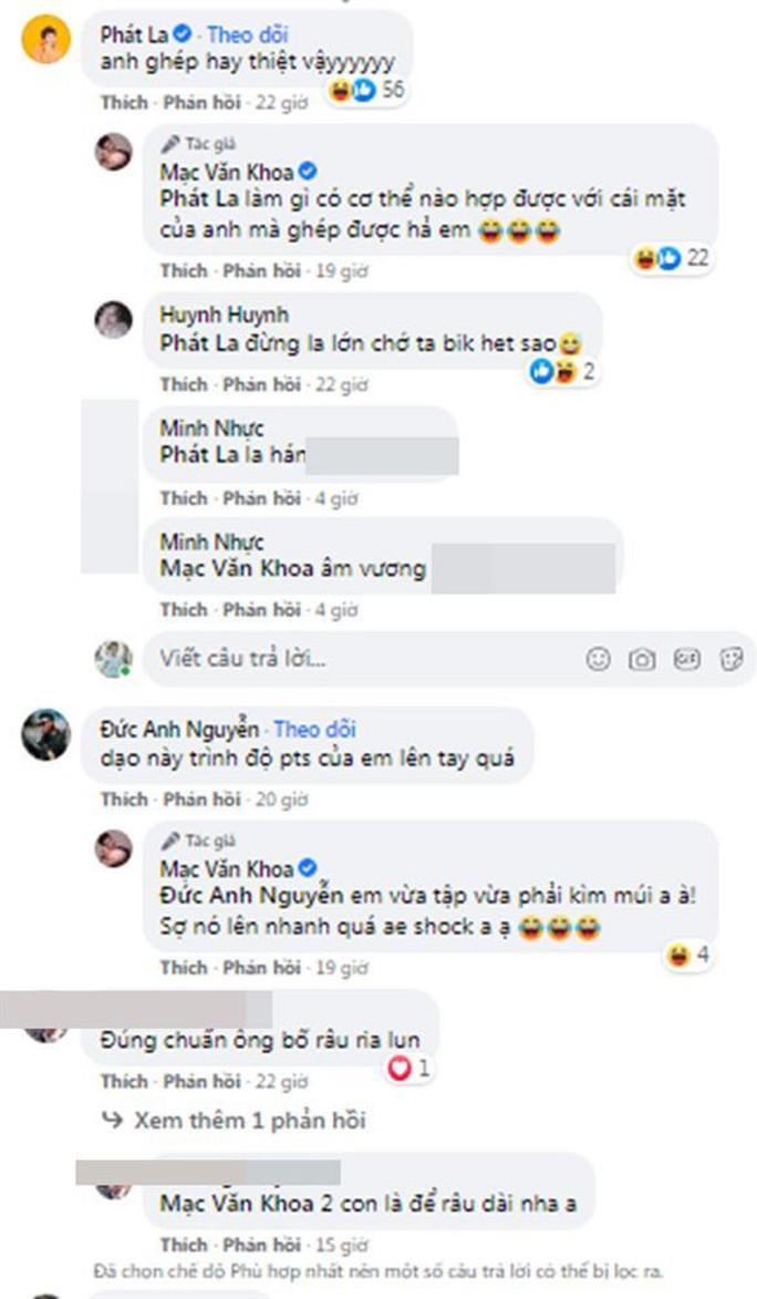 Khoe vóc dáng mới, Mạc Văn Khoa nhận quả đắng - Ảnh 2.
