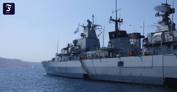 Tàu chiến Đức đến biển Đông vì Trung Quốc - Ảnh 2.