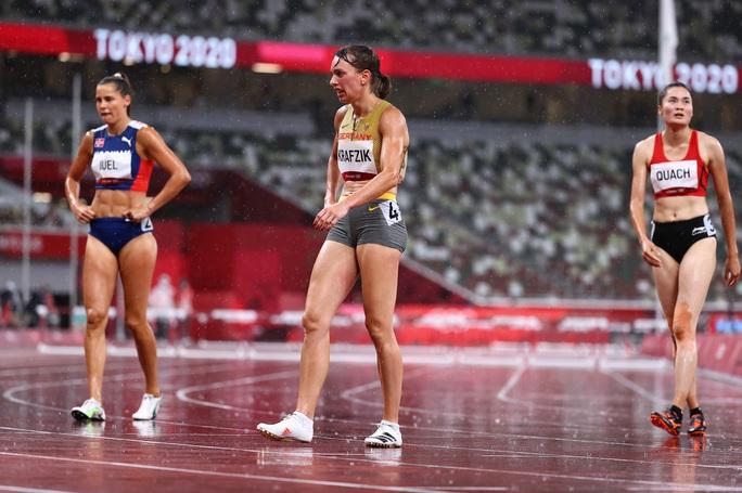 Olympic Tokyo ngày 2-8: Quách Thị Lan không phá kỷ lục cá nhân, dừng chân ở bán kết - Ảnh 4.