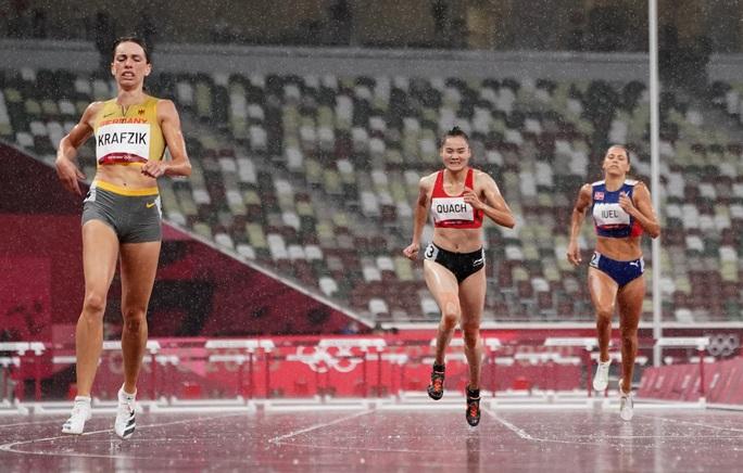 Olympic Tokyo ngày 2-8: Quách Thị Lan không phá kỷ lục cá nhân, dừng chân ở bán kết - Ảnh 3.