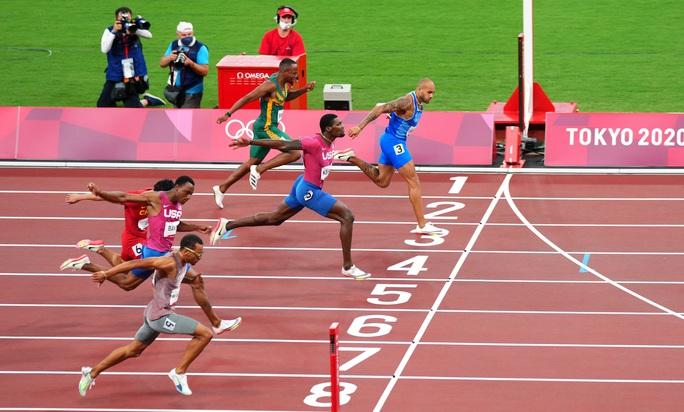 Chuyện chưa kể về người chạy nhanh nhất hành tinh - Ảnh 3.