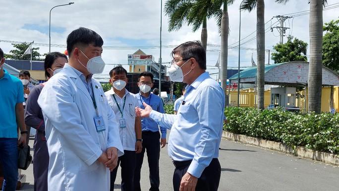 Bệnh viện tư nhân đầu tiên tại TP HCM chuyển đổi toàn bộ làm nơi điều trị Covid-19 - Ảnh 5.