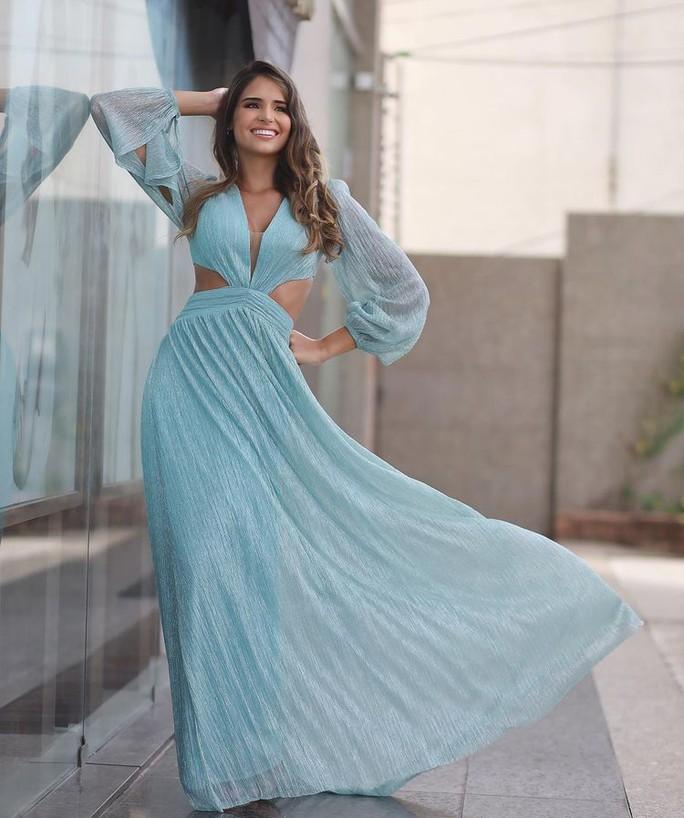 Đường cong bốc lửa của tân Hoa hậu Thế giới Brazil - Ảnh 11.