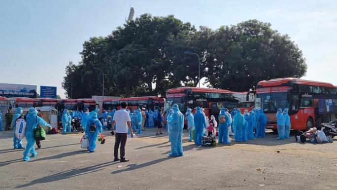 Vì sao Đắk Lắk dừng đón công dân tạm trú tại Tây Ninh về quê tránh dịch? - Ảnh 1.