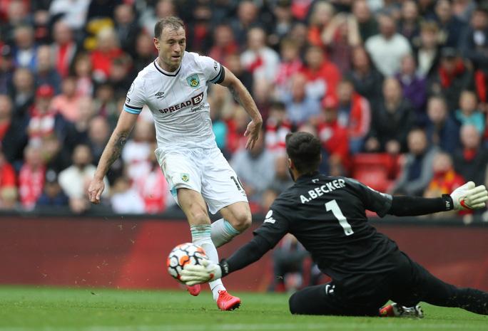 Liverpool dẫn đầu Ngoại hạng Anh sau chiến thắng thứ 2 liên tiếp - Ảnh 1.