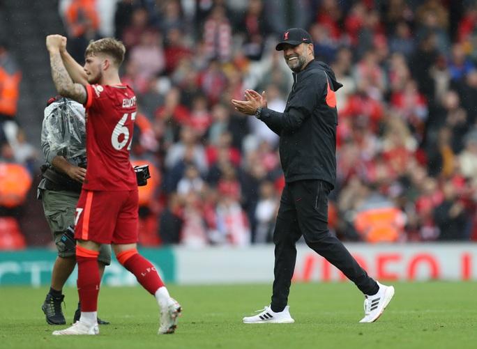 Liverpool dẫn đầu Ngoại hạng Anh sau chiến thắng thứ 2 liên tiếp - Ảnh 5.