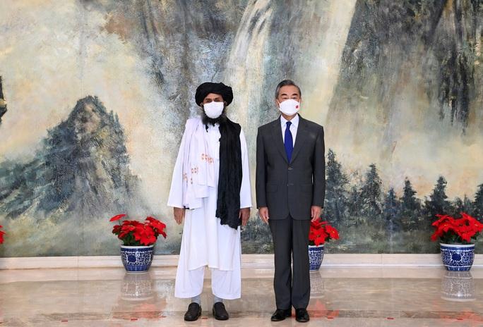 20 năm dã tràng ở Afghanistan (*): Miếng gân gà cho Nga - Trung? - Ảnh 2.