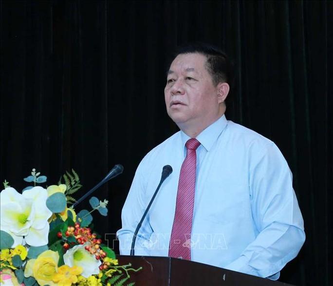 Ông Lê Hải Bình giữ chức Phó Trưởng Ban Tuyên giáo Trung ương - Ảnh 3.