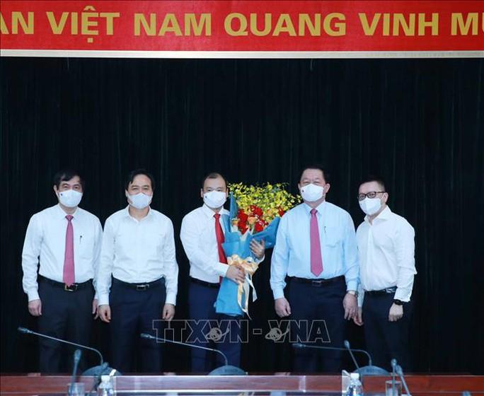 Ông Lê Hải Bình giữ chức Phó Trưởng Ban Tuyên giáo Trung ương - Ảnh 2.
