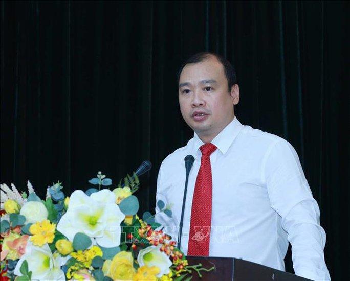 Ông Lê Hải Bình giữ chức Phó Trưởng Ban Tuyên giáo Trung ương - Ảnh 4.