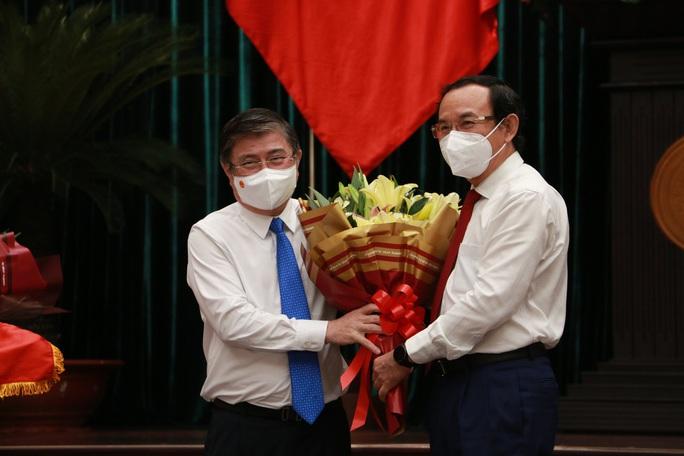 Phát biểu chia tay TP HCM của ông Nguyễn Thành Phong - Ảnh 2.