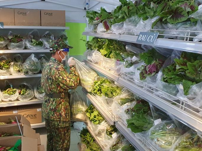 TP HCM: Mới có 4% hộ dân đặt hàng đi chợ hộ - Ảnh 1.