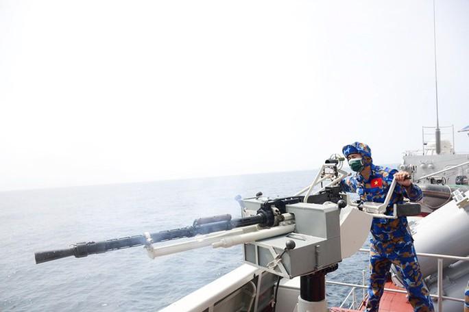 Đội tuyển Việt Nam thi đấu bắn pháo đối hải tại Army Games 2021 - Ảnh 4.