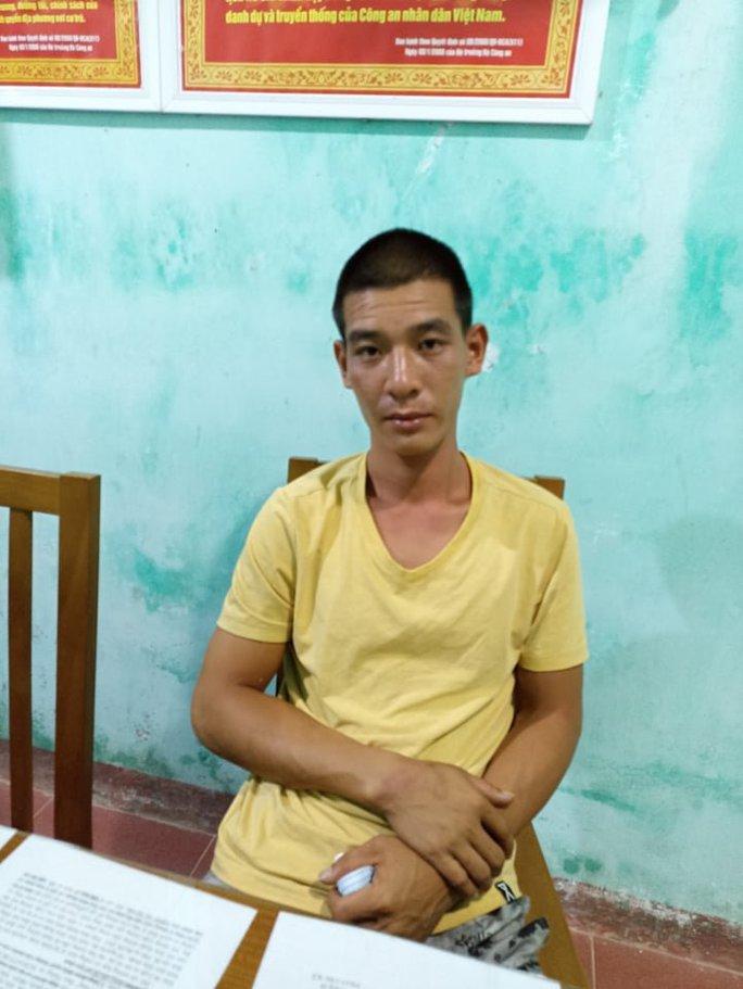 Quảng Nam: Bắt thanh niên chống người thi hành công vụ - Ảnh 1.