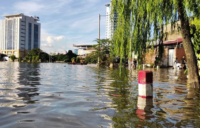 Sau trận mưa lớn, 2 chị em ruột đuối nước thương tâm - Ảnh 1.