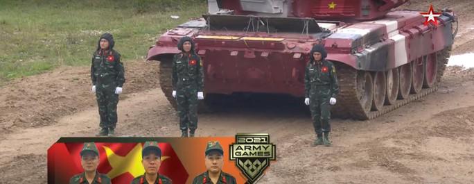 Army Games 2021: Việt Nam tiếp tục đua xe tăng, chắc suất chung kết công binh - Ảnh 3.