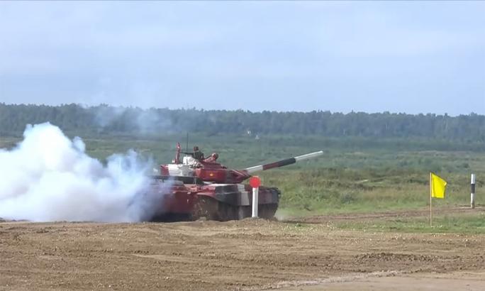 Army Games 2021: Việt Nam tiếp tục đua xe tăng, chắc suất chung kết công binh - Ảnh 5.