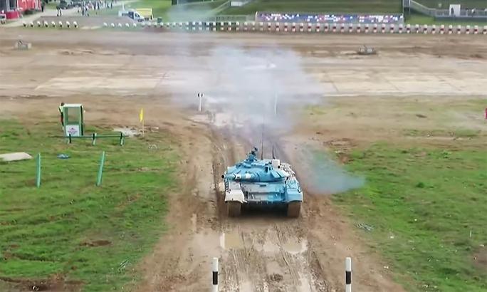 Army Games 2021: Việt Nam tiếp tục đua xe tăng, chắc suất chung kết công binh - Ảnh 6.