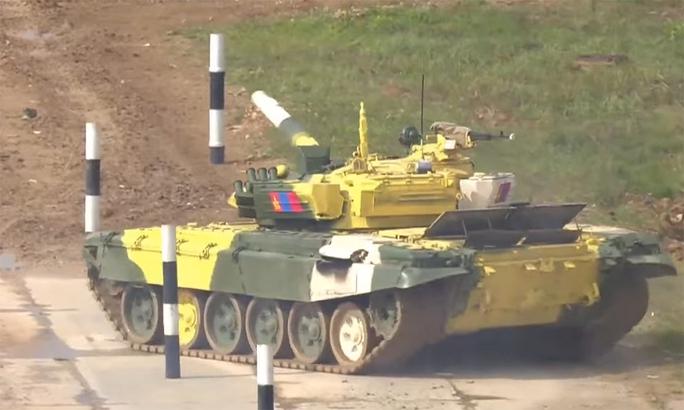 Army Games 2021: Việt Nam tiếp tục đua xe tăng, chắc suất chung kết công binh - Ảnh 8.