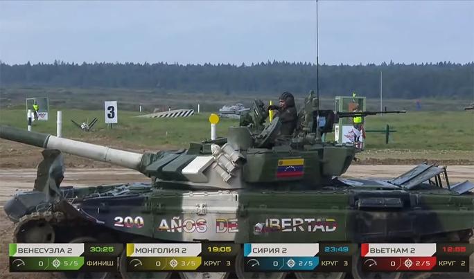 Army Games 2021: Việt Nam tiếp tục đua xe tăng, chắc suất chung kết công binh - Ảnh 9.