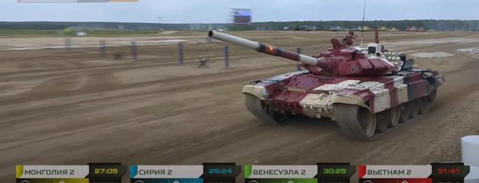 Army Games 2021: Việt Nam tiếp tục đua xe tăng, chắc suất chung kết công binh - Ảnh 10.