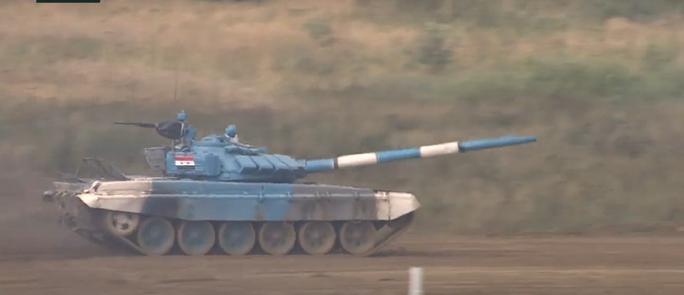 Army Games 2021: Việt Nam tiếp tục đua xe tăng, chắc suất chung kết công binh - Ảnh 7.
