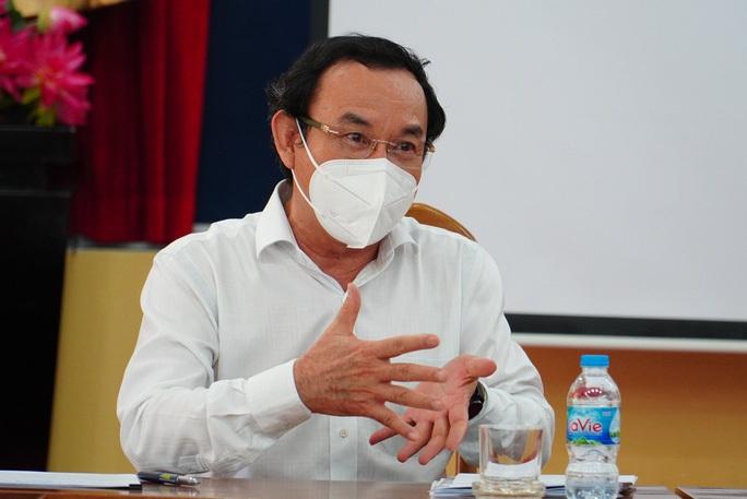 Bí thư Nguyễn Văn Nên lãnh đạo, chỉ đạo toàn diện công tác phòng chống dịch Covid-19 ở TP HCM - Ảnh 1.