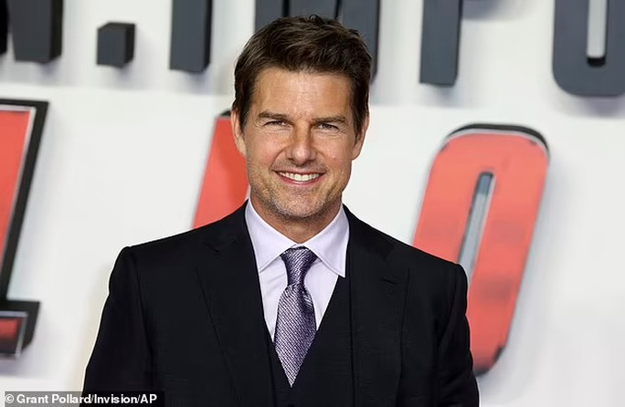 Tom Cruise tức giận vì bị trộm xe lẫn hành lý - Ảnh 1.