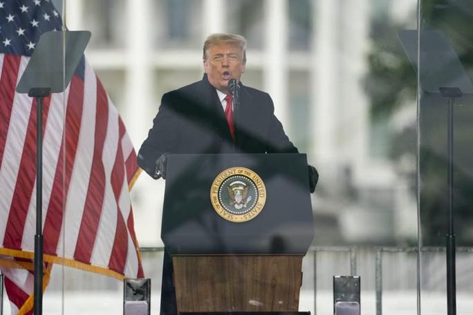 Ông Donald Trump liên tiếp gặp vận rủi - Ảnh 1.