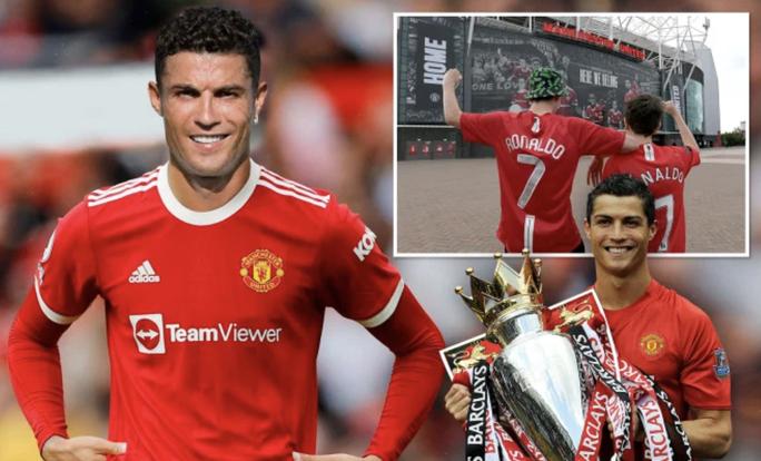 Ronaldo trở lại, Man United thắng đậm cổ phiếu, tăng thêm 1 triệu fan - Ảnh 5.