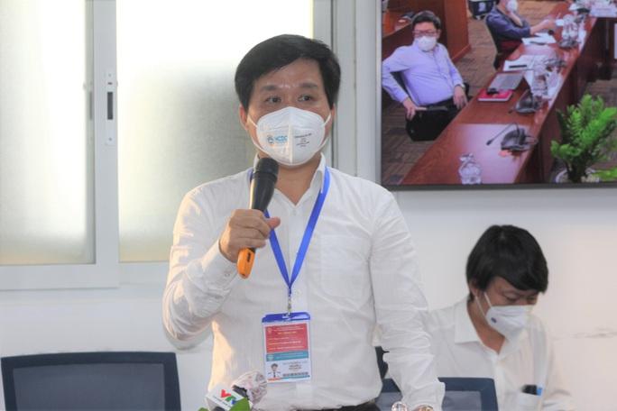 Ngành Y tế TP HCM không nhận được phản ánh về thông tin thiếu ôxy cho F0 tại nhà - Ảnh 1.
