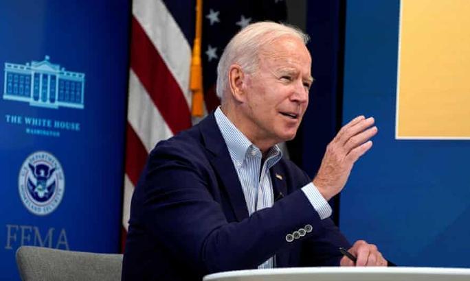 """Taliban chỉ trích Mỹ trả thù, Tổng thống Biden đáp """"còn đánh tiếp"""" - Ảnh 1."""