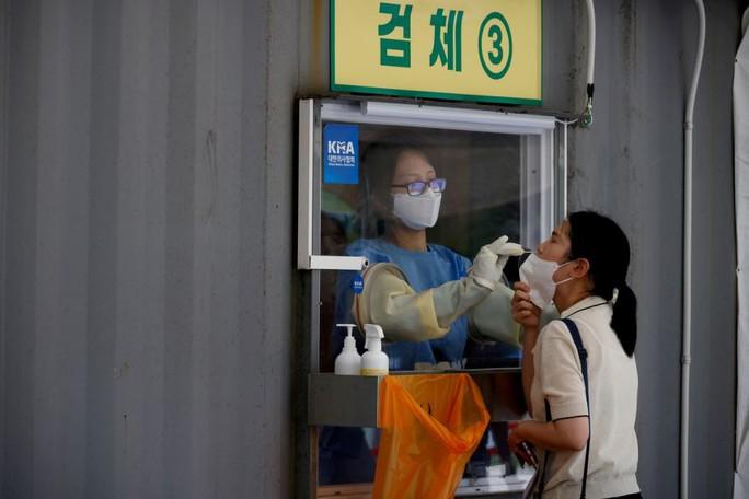 Hàn Quốc: Hai ca mắc biến thể Covid-19 lẩn trốn được vắc-xin - Ảnh 1.