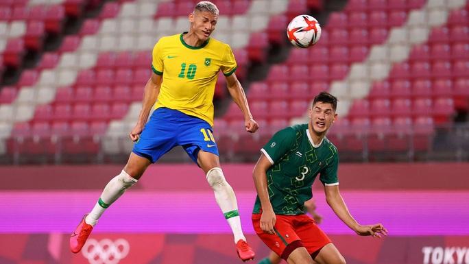 Tuyển Brazil thắng luân lưu, lọt vào chung kết Olympic Tokyo 2020 - Ảnh 4.