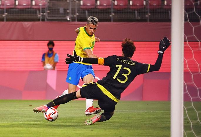 Tuyển Brazil thắng luân lưu, lọt vào chung kết Olympic Tokyo 2020 - Ảnh 3.