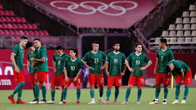 Tuyển Brazil thắng luân lưu, lọt vào chung kết Olympic Tokyo 2020 - Ảnh 9.