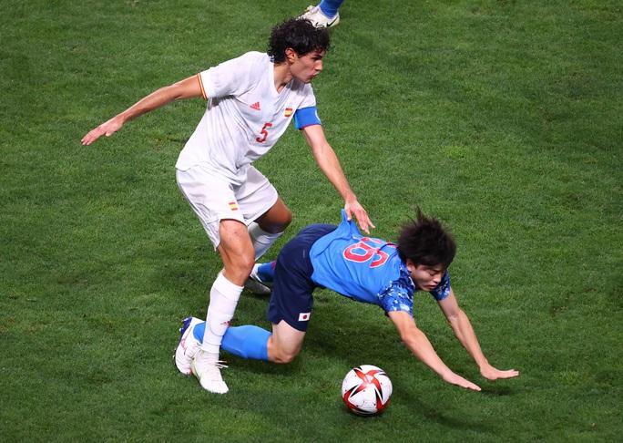 Đánh bại Nhật Bản, Tây Ban Nha chạm trán Brazil tại chung kết Olympic - Ảnh 7.