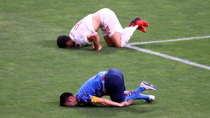 Đánh bại Nhật Bản, Tây Ban Nha chạm trán Brazil tại chung kết Olympic - Ảnh 3.