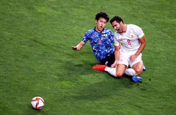 Đánh bại Nhật Bản, Tây Ban Nha chạm trán Brazil tại chung kết Olympic - Ảnh 5.